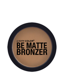 City Color Be Matte Bronzer Caramel Drizzle