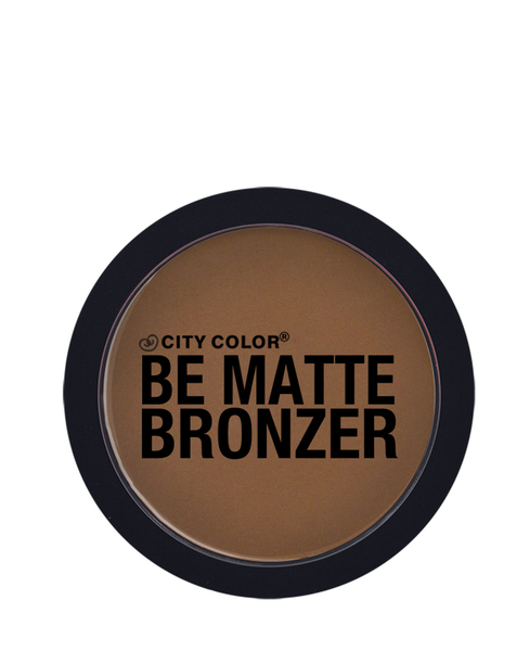 City Color Be Matte Bronzer Brown Sugar