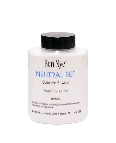 Ben Nye Neutral Set Colorless Powder 3oz
