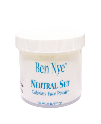 Ben Nye Neutral Set Colorless Powder 8oz