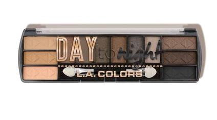 L.A. Colors Day to Night (12 Color Eyeshadow) Daylight