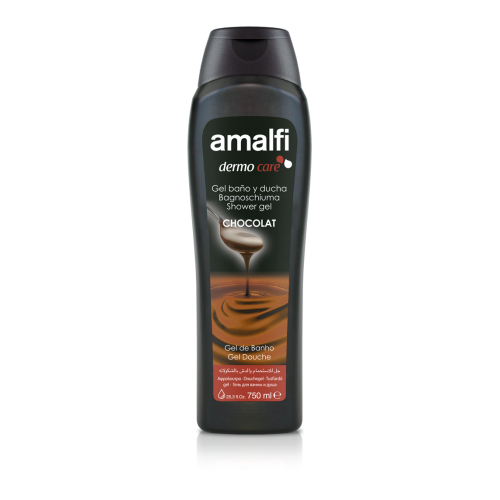 Amalfi Bath and Shower Gel Chocolate 750 ml