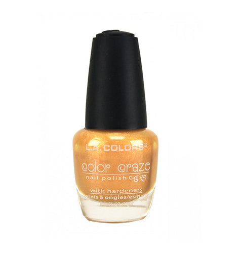 L.A. Colors Color Craze Nail Polish Wavelength