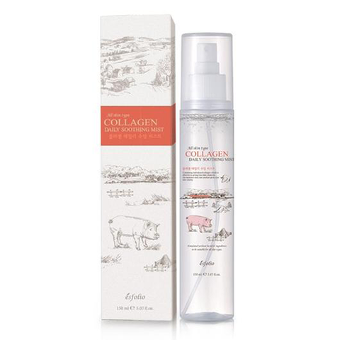 Esfolio Collagen Daily Soothing Mist