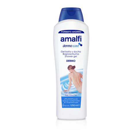 Amalfi Bath and Shower Gel Dermo Protector 1250 ml