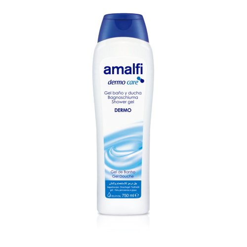 Amalfi Bath and Shower Gel Dermo Protector 750 ml