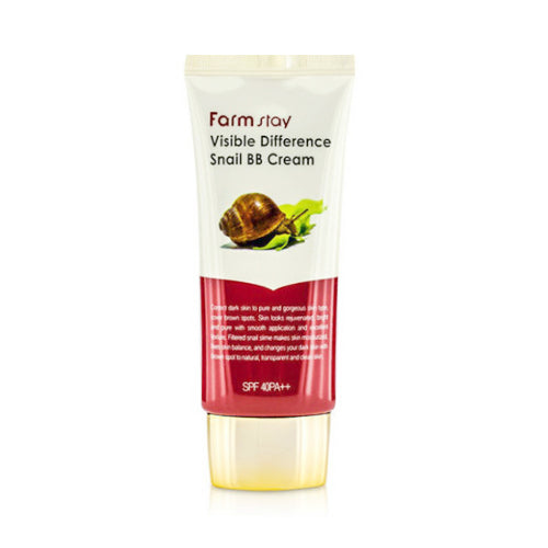 Farmstay Visible Difference Snail BB Cream 50 gms