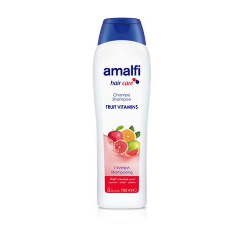 Amalfi Shampoo Familiar Fruit and Vitamins 750 ml