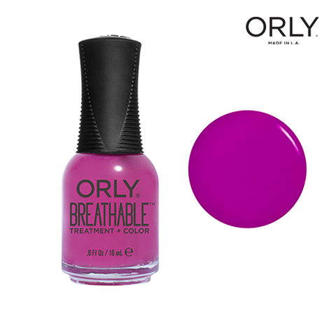 Orly Breathable Nail Lacquer Give Me A Break