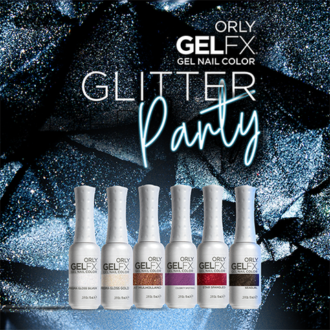 Orly Gel Fx Glitter Party