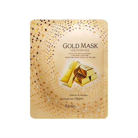 Esfolio Gold Essence Mask 25G