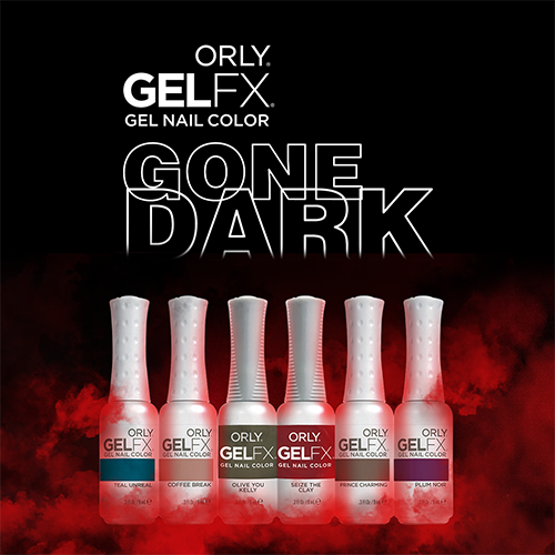 Orly Gel FX Gone Dark