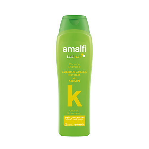 Amalfi Shampoo Keratin Greasy Hair Mojito 750 ml