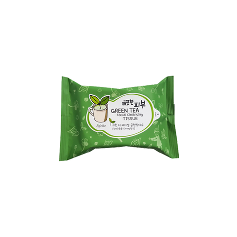 Esfolio Pure Skin Green Tea Facial Tissue