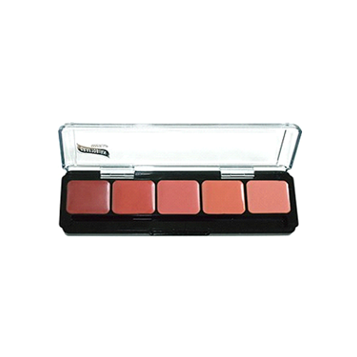 Graftobian Blush Palette Assorted Colors
