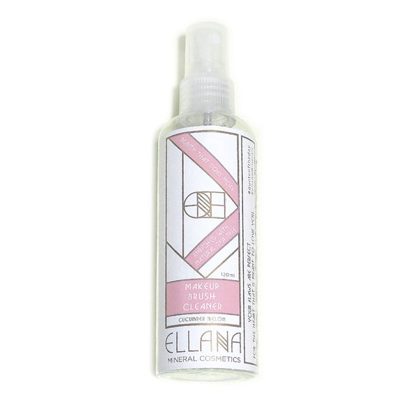 Ellana Brush Cleaner - Cucumber Melon Scent 120ml