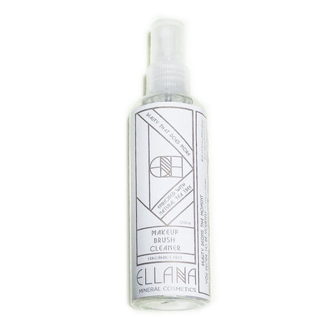 Ellana Brush Cleaner - Fragrance Free 120ml