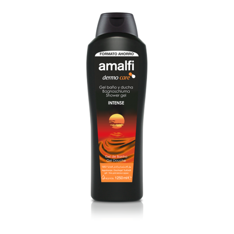 Amalfi Bath and Shower Gel Intense 1250 ml