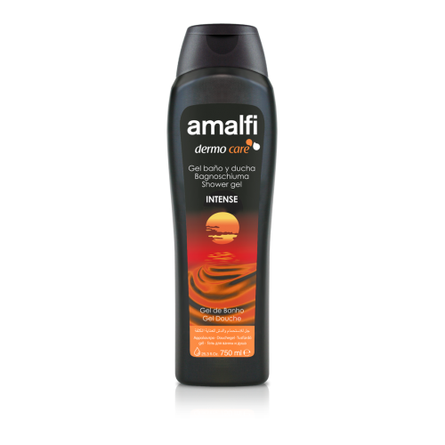 Amalfi Bath and Shower Gel Intense 750 ml