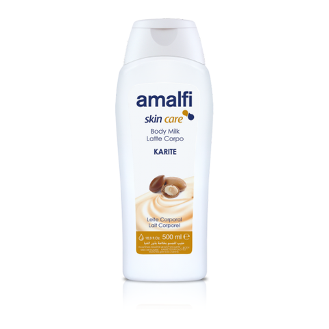 Amalfi Body Milk Karité 500 ml