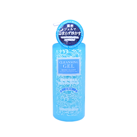 Kumano Cleansing Gel Make Clear 500ml