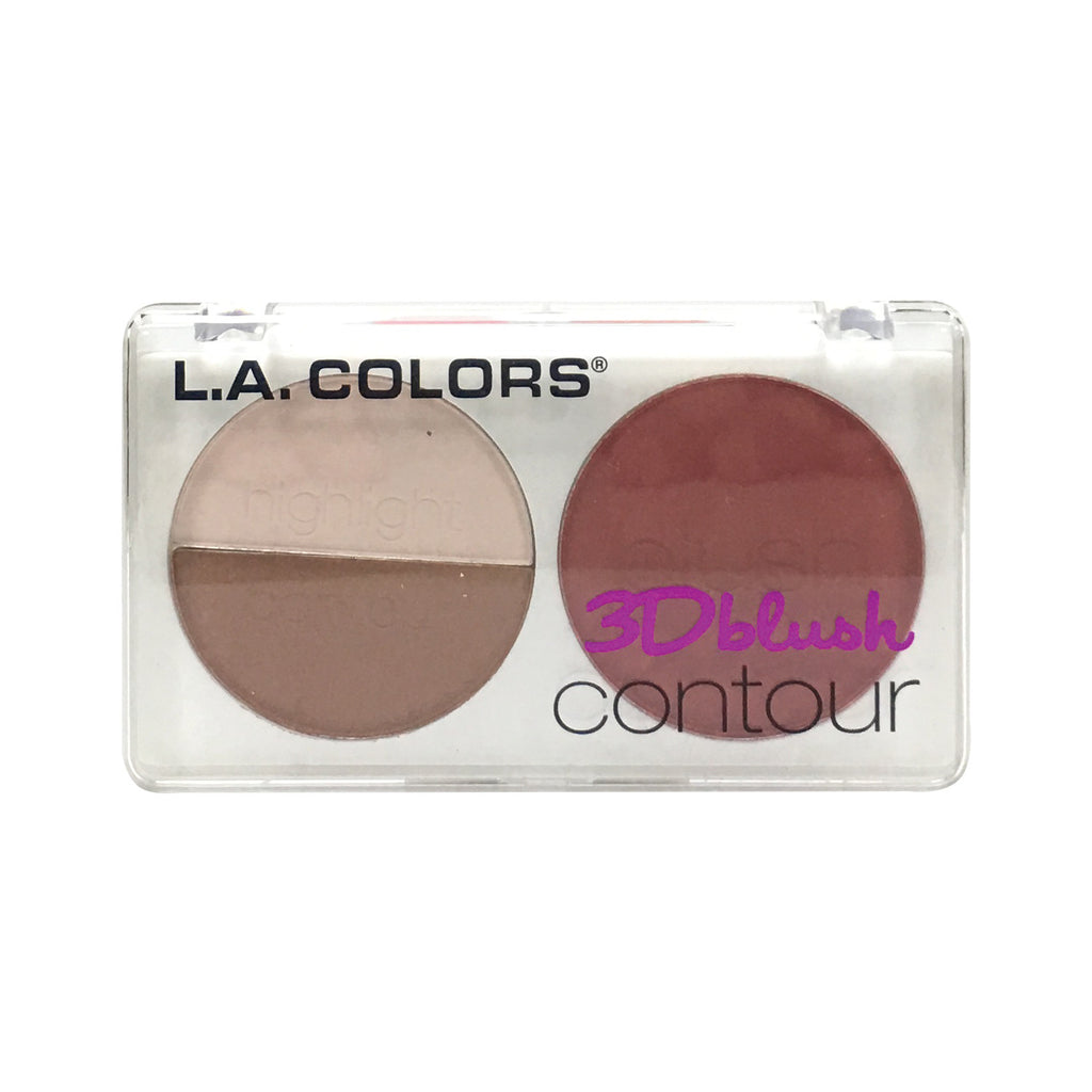 L.A. Colors 3D Blush Contour Love Bird