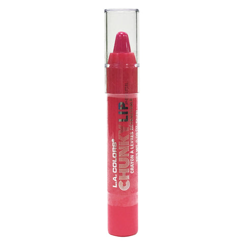 L.A. Colors Chunky Lip Pencil Hot Red