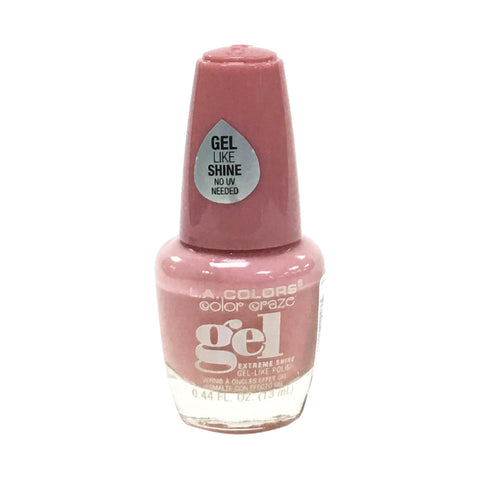 L.A. Colors Color Craze Gel Like Polish Mademoiselle