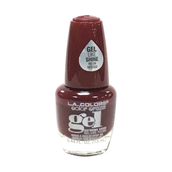 L.A. Colors Color Craze Gel Like Polish Vampy