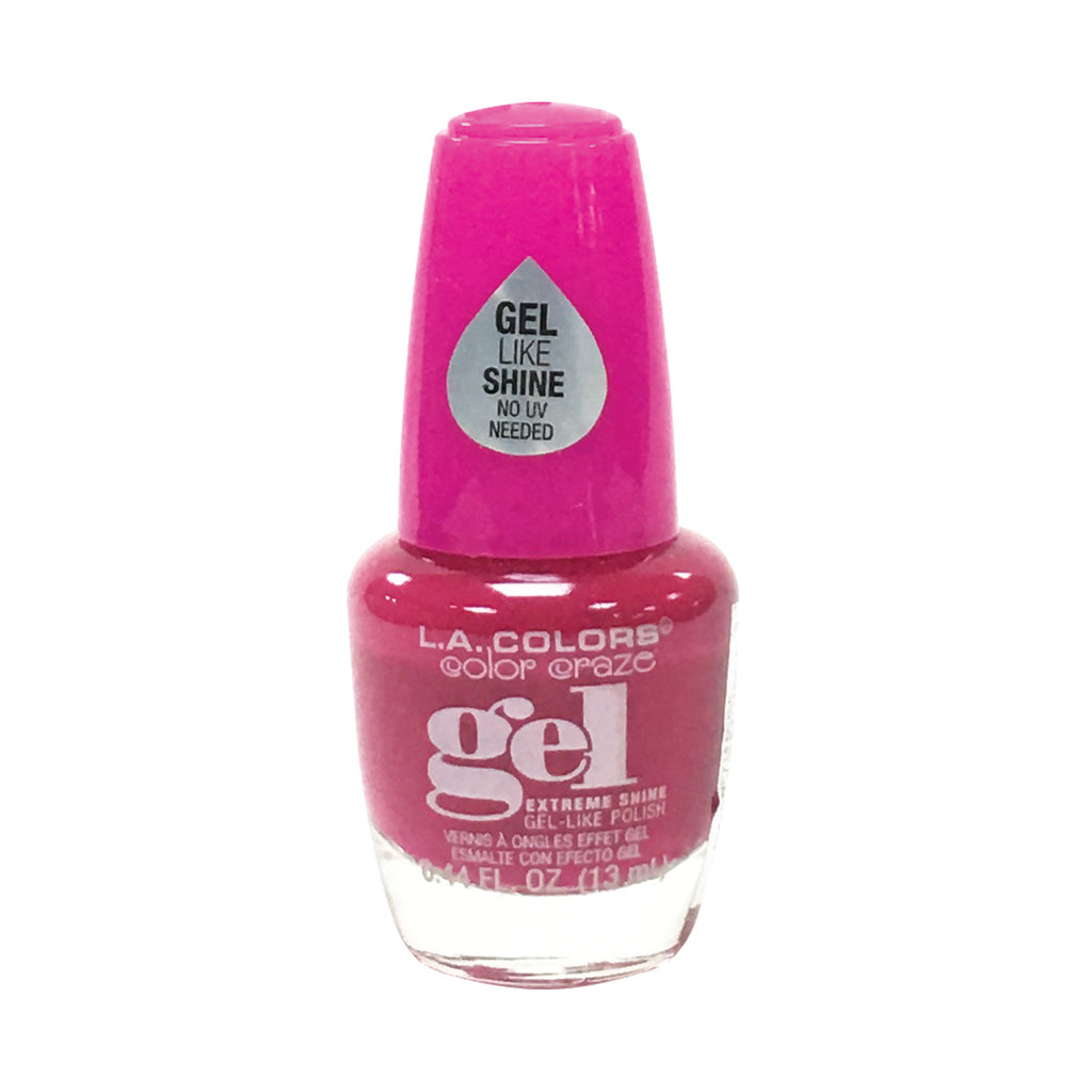 L.A. Colors Color Craze Gel Like Polish Muse