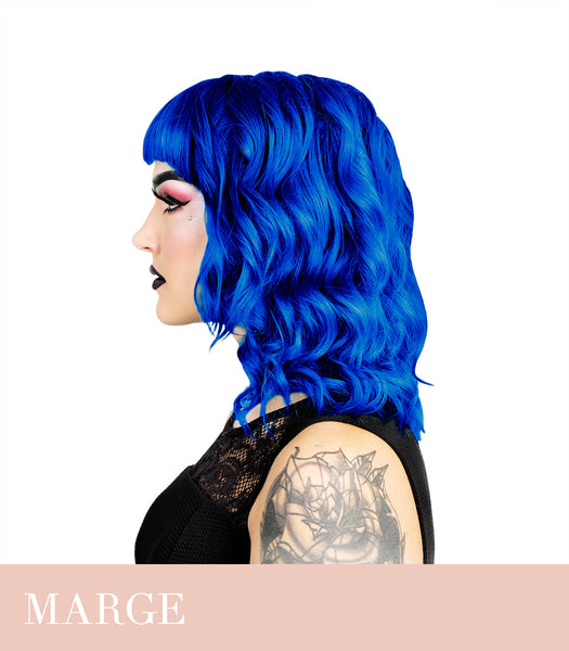 Herman`s Amazing Marge Blue