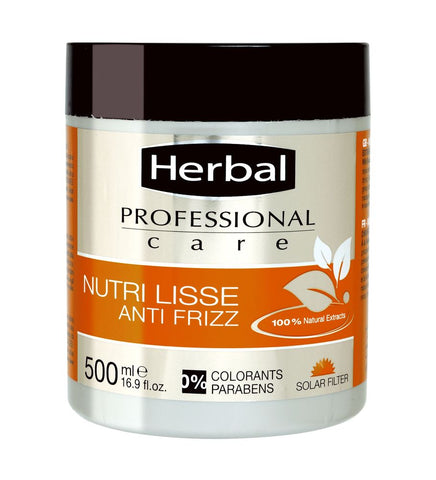 Herbal Nutri Lisse Mask 500ml