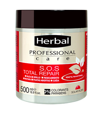 Herbal Total Repair Mask 500ml
