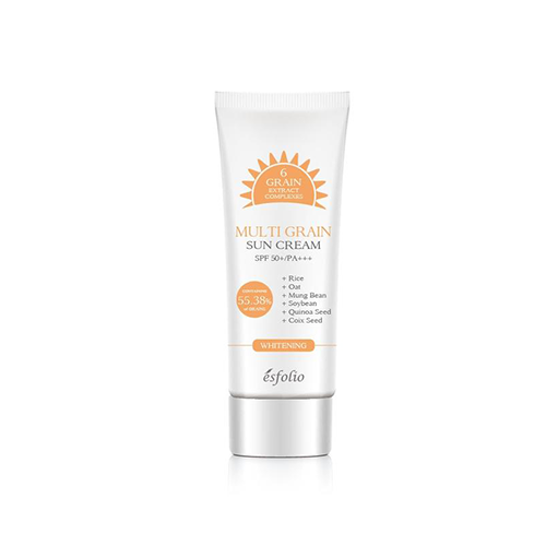 Esfolio Multi Grain Sun Cream