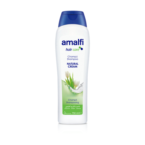 Amalfi Shampoo Familiar Natural Cream 750 ml