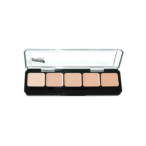 Graftobian Neutral #1 HD Glamour Creme Palette .39oz