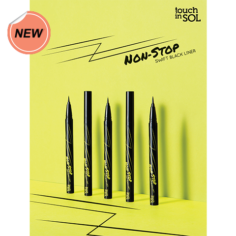 Touch in Sol Non-stop Swift Black Liner