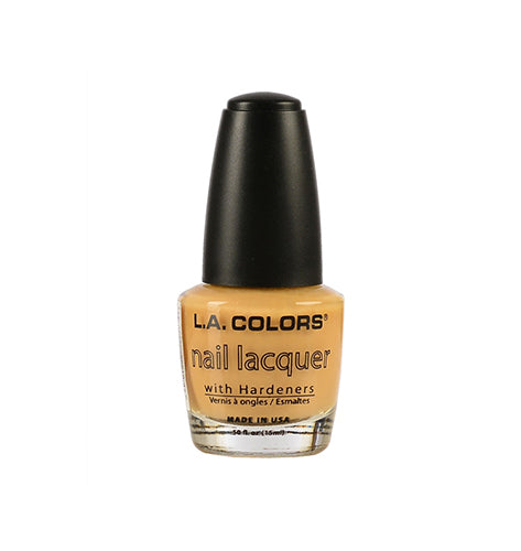 L.A. Colors Nail Lacquer French Cream