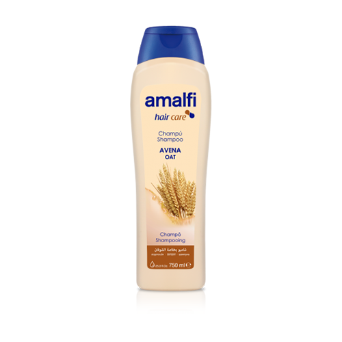 Amalfi Shampoo Familiar Oat 750 ml