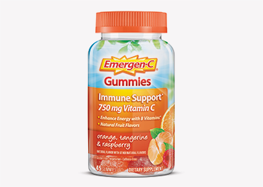 Emergen-C 750mg Vitamin C Gummies for Adults