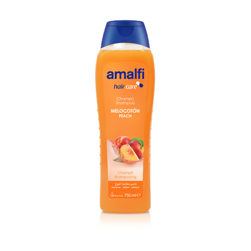 Amalfi Shampoo Familiar Peach 750 ml