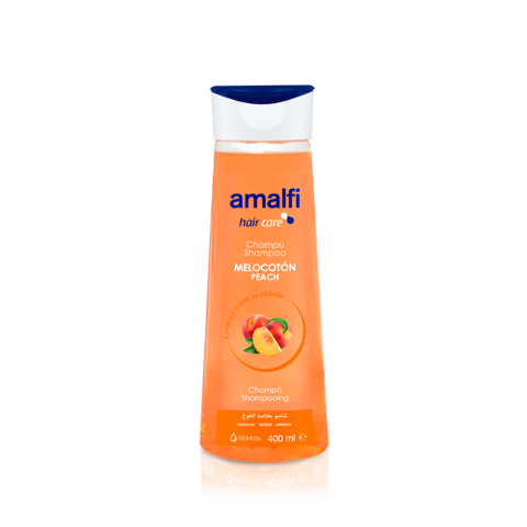 Amalfi Shampoo Peach 400 ml