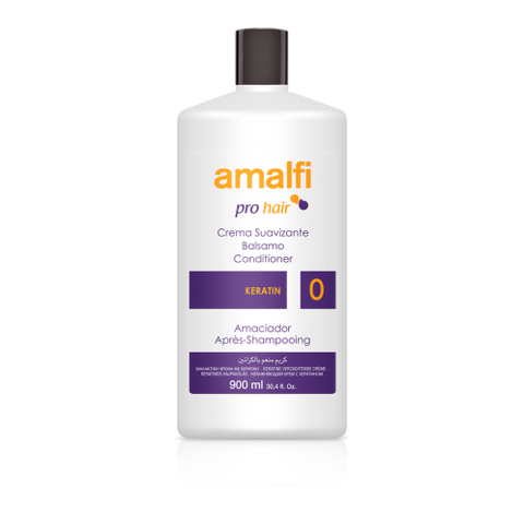 Amalfi Hair Shampoo Keratin 900 ml