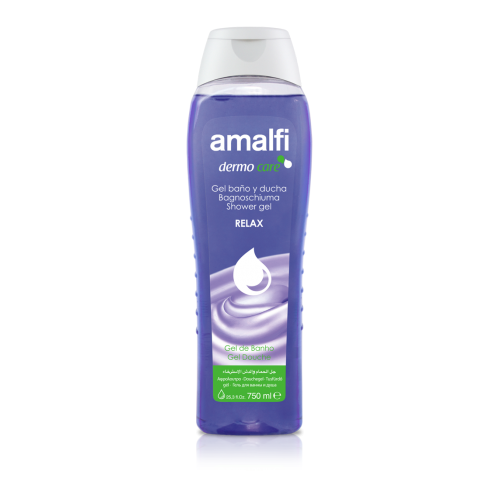 Amalfi Bath and Shower Gel Relax 750 ml