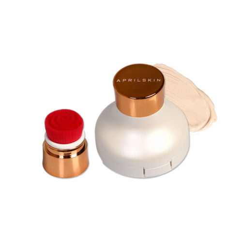 Aprilskin Rose Glam Cover Foundation No. 21 Light Beige