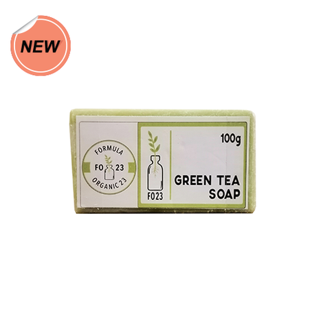 Formula Organic 23 Green Tea Soap 100g