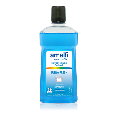 Amalfi Mouth Wash Ultra Fresh 500ml