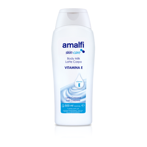 Amalfi Body Milk Vitamin E 500 ml