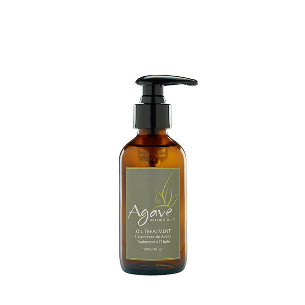 Agave Oil Treatment with Pump 4oz