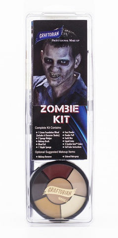 Graftobian Zombie Kit